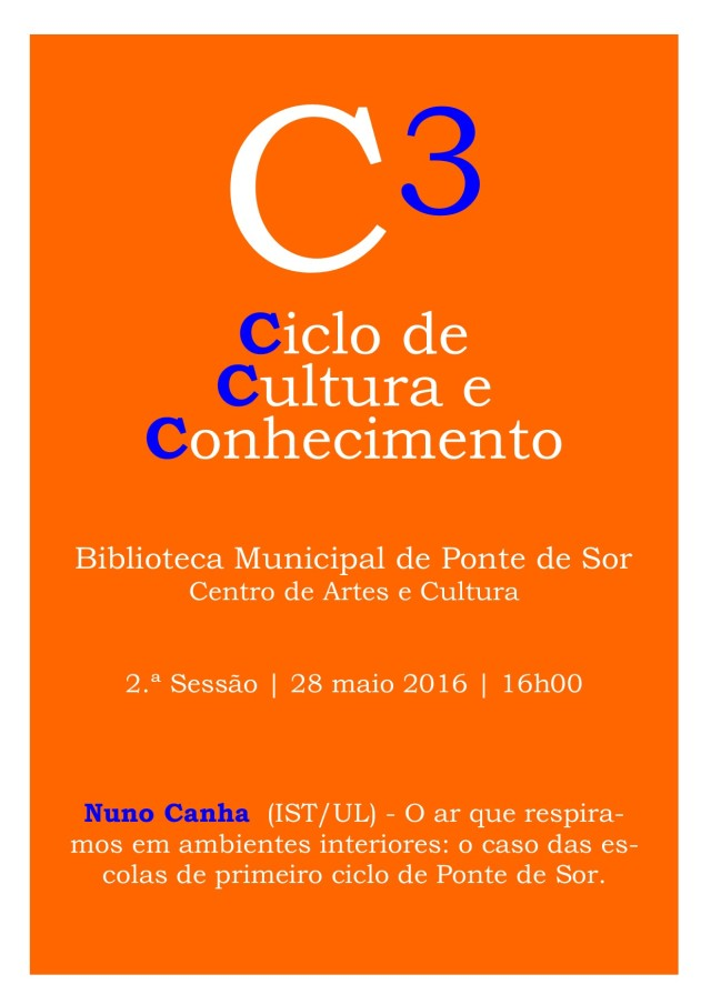 Cartaz Nuno Canha